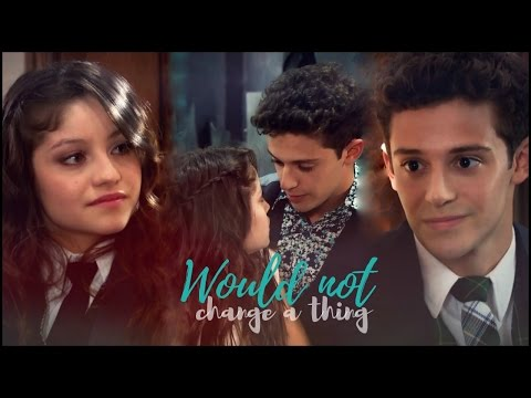 Luna + Matteo • Wouldn't Change a Thing •  «Soy Luna 2»