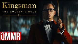 Kingsman 2 the golden circle is good - one minute movie review