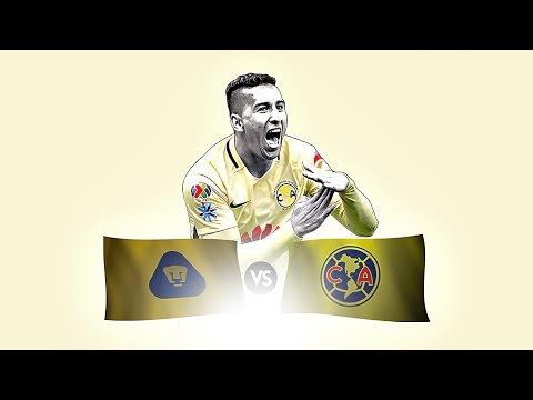 Seguimiento a Cecilio Domínguez en el Clásico Capitalino | Pumas 2-3 América | Liga MX Clausura 2017