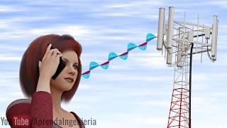¿Cómo funciona su teléfono móvil?