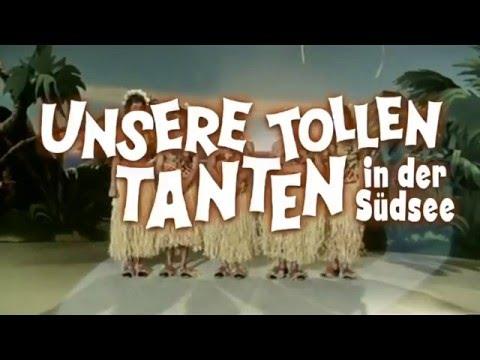Unsere tollen Tanten in der Südsee  Jetzt auf DVD!  Udo Jürgens & Gunther Philipp  Filmjuwelen