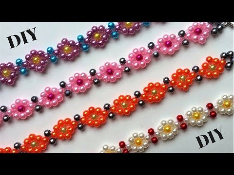 diy-beaded-bracelets.-beading-tutorial.---easy-jewelry-making