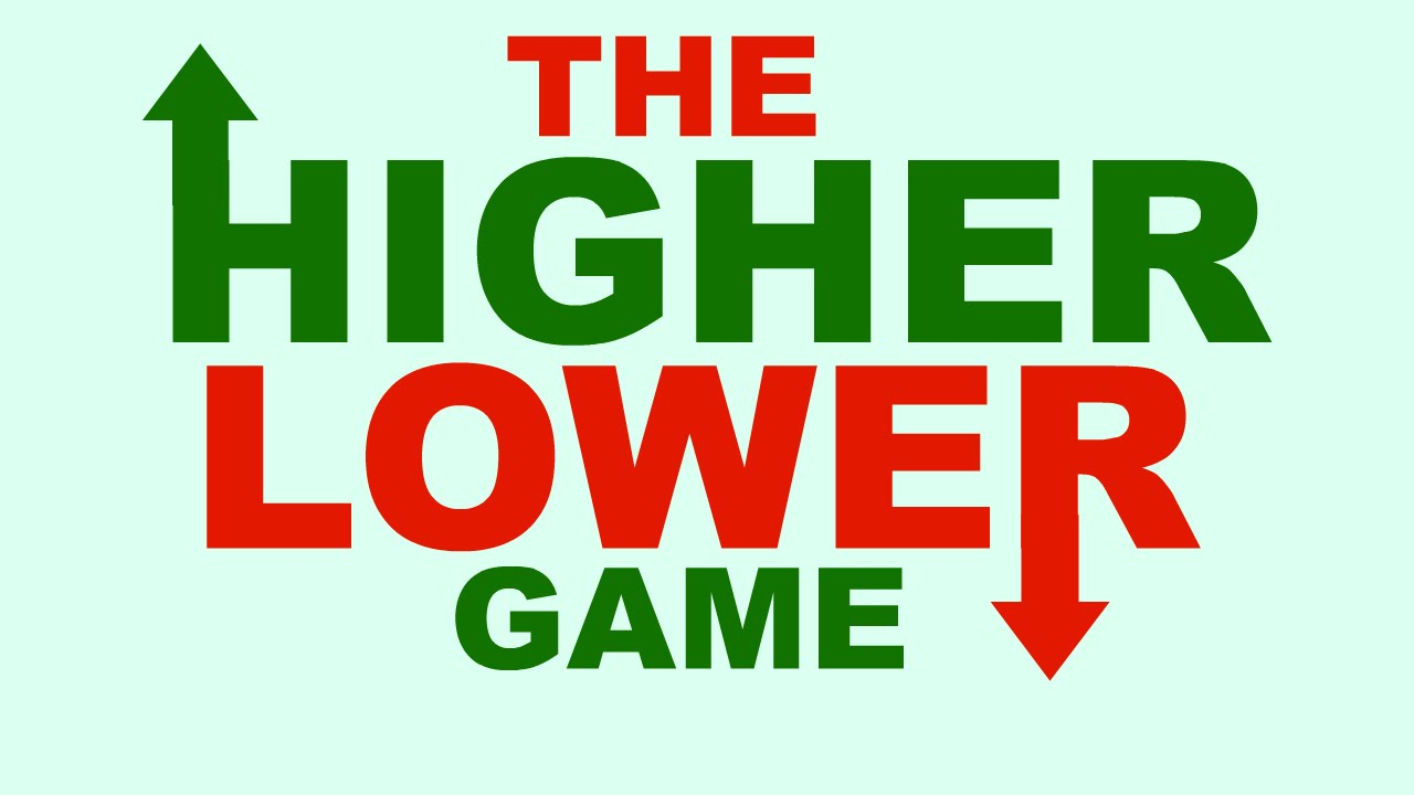 Highscore?!?! - HIGHER OR LOWER! - YouTube