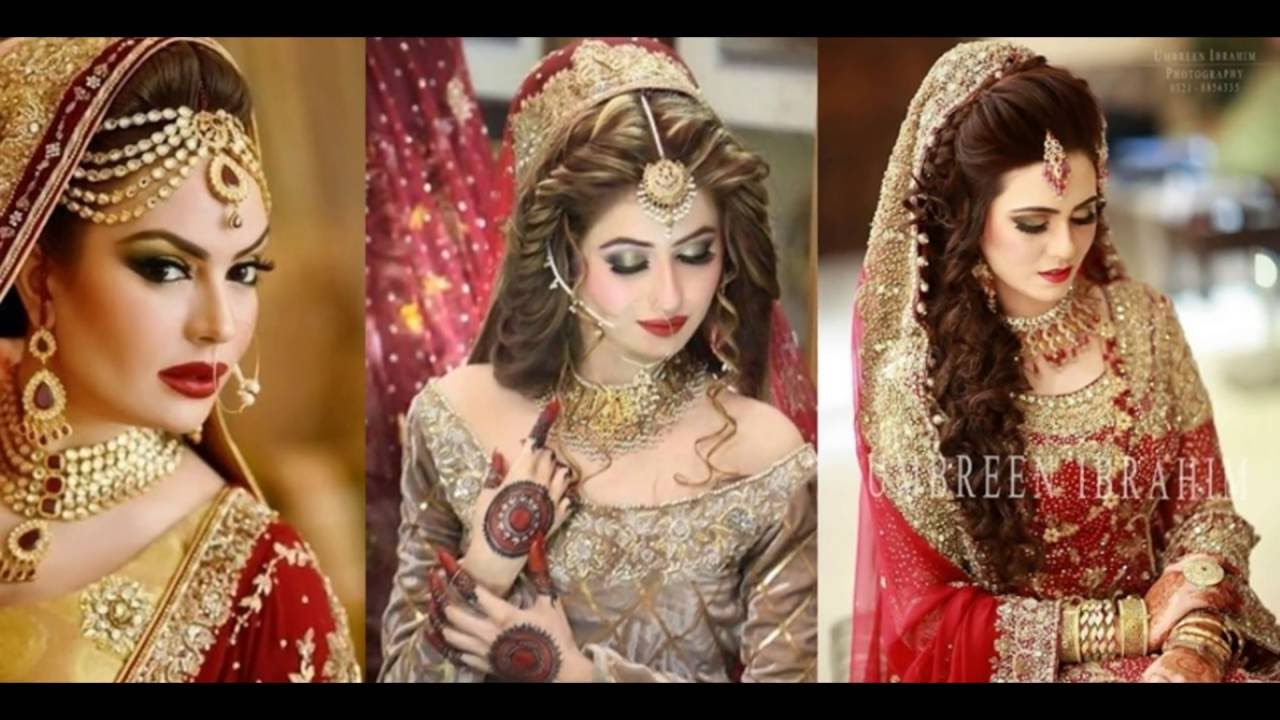 Makeup For Mehndi Night : Modern looks of bridal makeup and dresses for eid ul adha