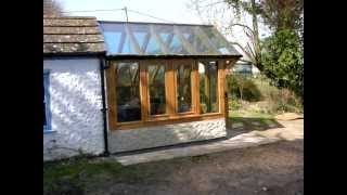 Sheer Class -  Green Oak Extension - Complete Build