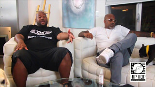 """Damon Dash """"I Snatched the CEO title at Roc-A-Fella"""""""