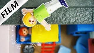 Playmobil Film Deutsch MIA KLETTERT NACHTS HEIMLICH IN JULIANS ZIMMER! HAUSARREST! Familie Vogel
