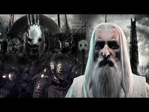 Saruman's Treacherous Theme  - Isengard Unleashed