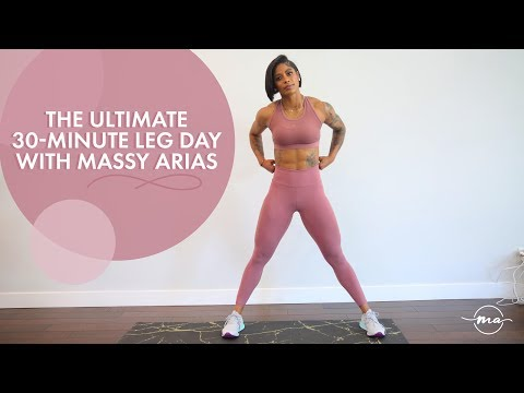 EPIC 30 MINUTE LEG DAY TO BURN FAT AND BUILD MUSCLE