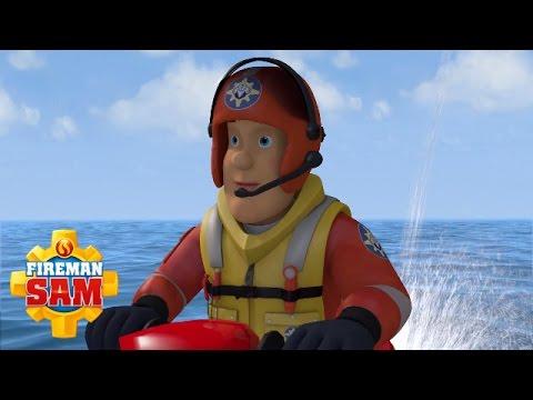 Fireman Sam New Episodes 2016 - The Regatta! ⚓ Ocean Rescue ⚓ PART 1