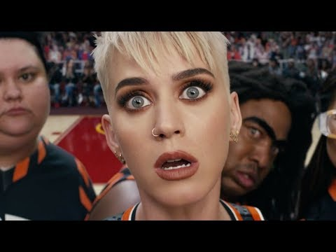 Small Details You Missed In Katy Perry's 'Swish Swish' Music Video