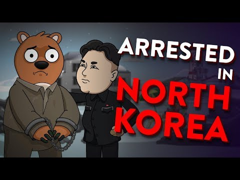 What If You Were Arrested In North Korea And Sent To Prison?