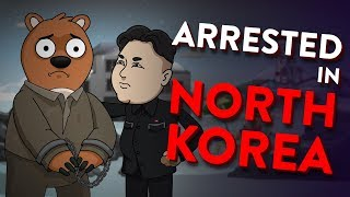 What If You Were Arrested In North Korea And Sent To Prison? thumbnail