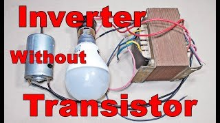 vuclip Inverter Without Circuit Board, Transistor | Without Skill You Can Make Your Own Inverter