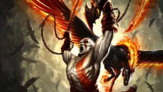 The God of War II OST Battle for the Skies