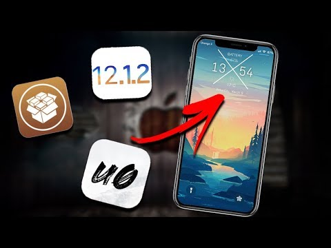 [TWEAK IOS 12] MODIFIER COMPLETEMENT SON LOCKSCREEN SUR IPHONE !