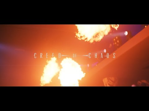 Angerfist - Creed Of Chaos (Official Trailer)