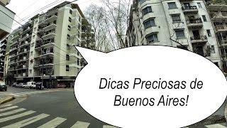 Dicas Preciosas de Buenos Aires | Economize e Aproveite Mais