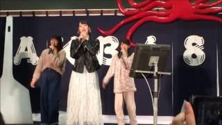 AKB48 46thシングル「ハイテンション」劇場版発売記念 インテックス大阪...