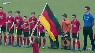 Finale DM-Feld Knaben A DSD vs. MSC 2:1 22.10.2017 Highlights