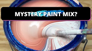 HOW TO MIX PAINT COLORS | SATISFYING