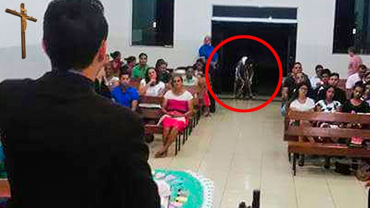 Download Mysterious Things Caught On Camera In Church