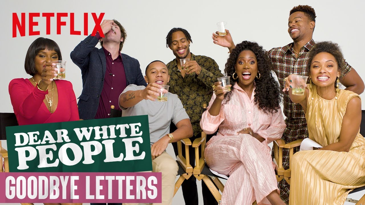 Download The Cast of Dear White People Say Goodbye | Netflix