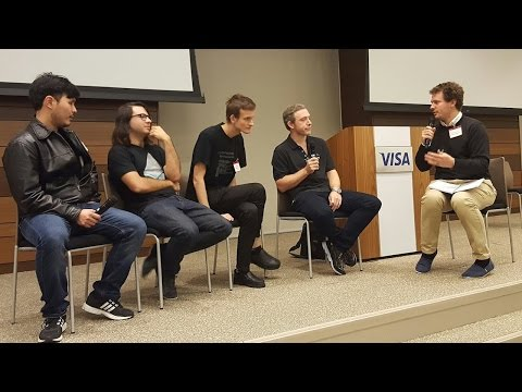Proof of Stake Panel Discussion - Silicon Valley Ethereum Meetup
