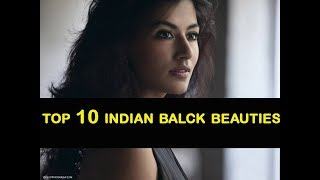 10 Bollywood Dusky Beauties  black is beautiful!!!