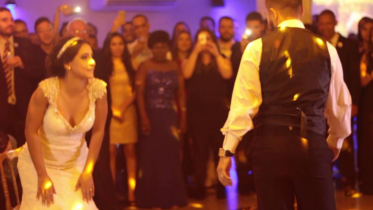 a44e42b18b Dança dos noivos no Casamento - O Duelo - YouTube