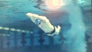 Michael Phelps: Swim Technique Slow Motion Underwater Camera