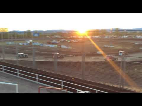 SO. Speedway SODCA Dwarf cars 7-7-18 B Dash