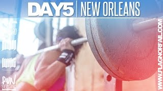 LEGDAY IN NEW ORLEANS | DAY 5 | #FNFADVENTURETOUR