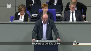 Thomas Lutze, DIE LINKE: Nachhaltigkeit ist ein ressortübergreifendes Schlüsselthema