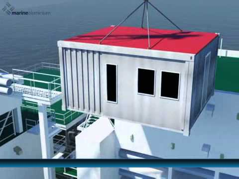 Marine Aluminium Offshore Modules