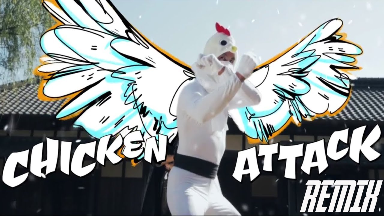 chicken attack remix official not cluckbait youtube