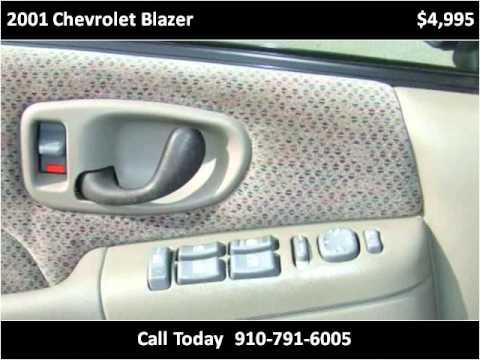 2001 Chevrolet Blazer available from Bradley Creek...