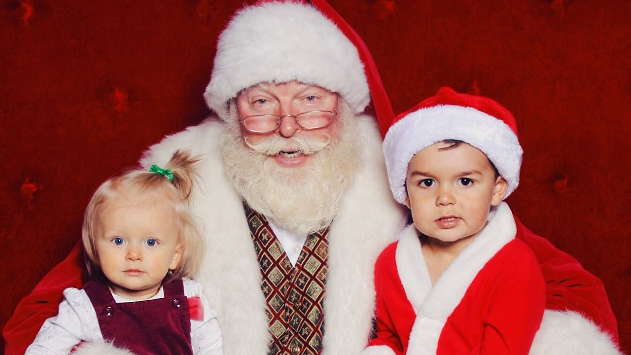 Of santa claus pictures real the
