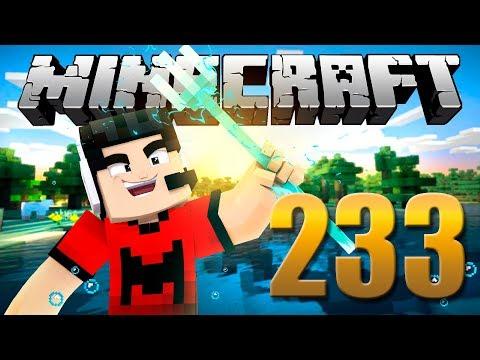 O Poder SECRETO do Tridente - Minecraft Em busca da casa automática #233