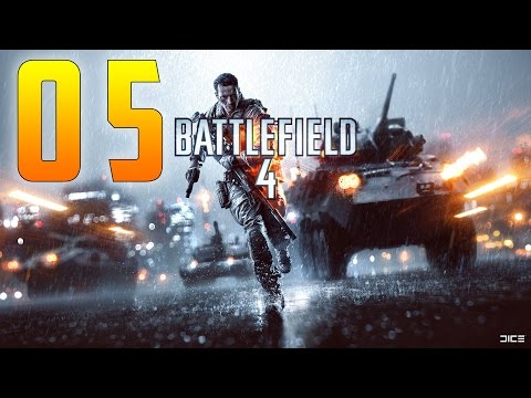 Battlefield 4: - Mission 5 - Kunlun Mountains! [1080p 60FPS] No Commentary!
