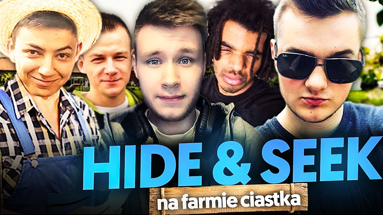 HIDE AND SEEK NA FARMIE U CIASTKA!