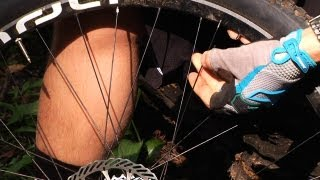 How to fix a broken or loose spoke