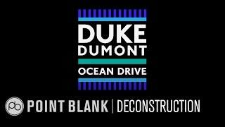 Ableton Live Deconstruction: Duke Dumont – Ocean Drive @ IMS College Malta 2016