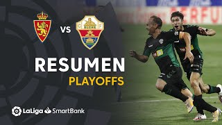 Resumen de Real Zaragoza vs Elche CF (0-1)