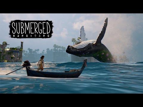 Submerged: Miku and the Sunken City - Gameplay iOS (iPhone / iPad) par KickMyGeek