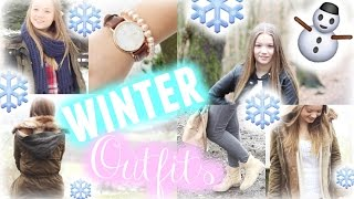 WINTER OUTFIT IDEAS ❄ Lookbook | mit LaurenCocoXO