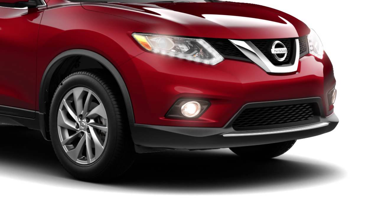 2016 Nissan Rogue Headlights And Exterior Lights Youtube Off With High Beam Fog Light Wiring Diagram