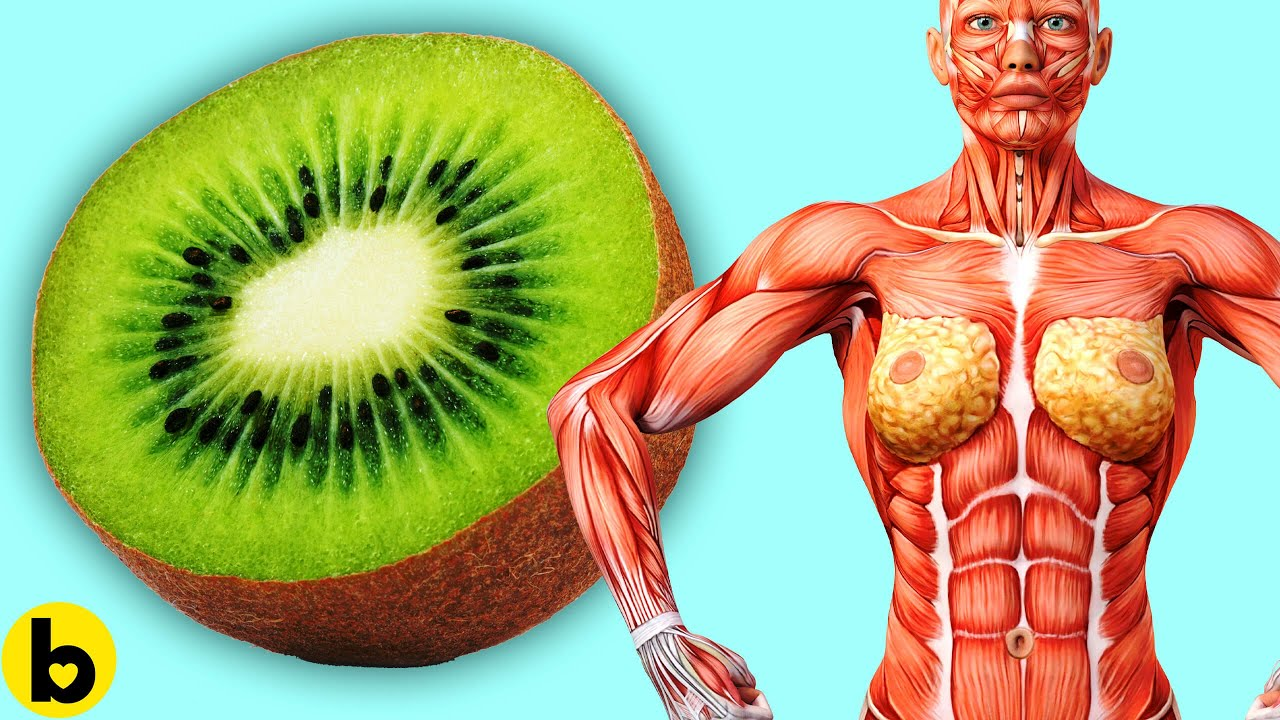 What Happens To Your Body When You Eat Kiwis Every Day