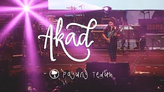 Download Lagu Payung Teduh - Akad | Live @PassionVilleID 2017 Malang Mp3