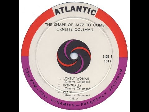 The Shape Of Jazz To Come / Ornette Coleman